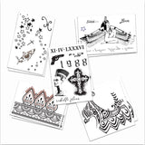 Rihanna Temporary Tattoos - Boston Temporary Tattoos