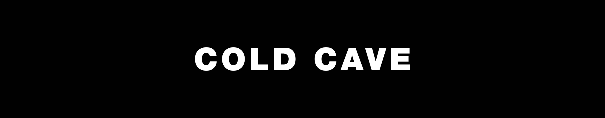 Cold Cave Official Eu Uk Store Evil Greed