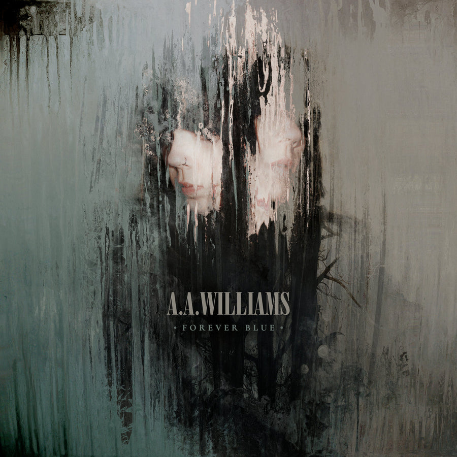 "A.A. WILLIAMS ""Forever Blue"" LP"