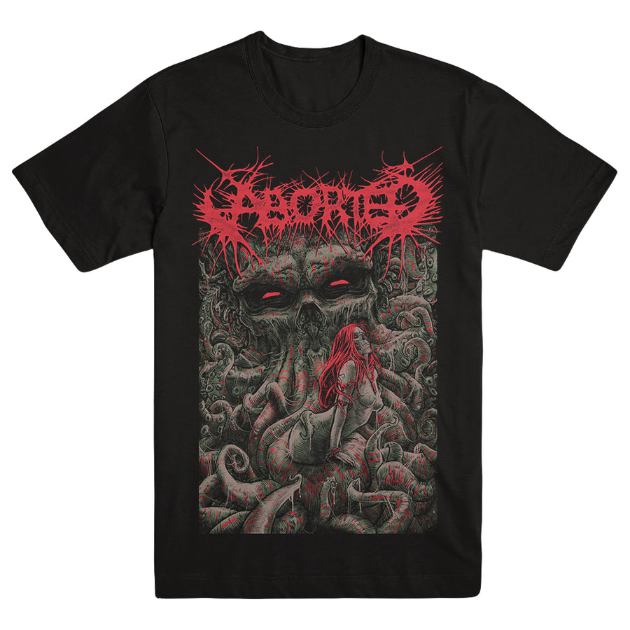 "ABORTED ""Godmachine"" T-Shirt"