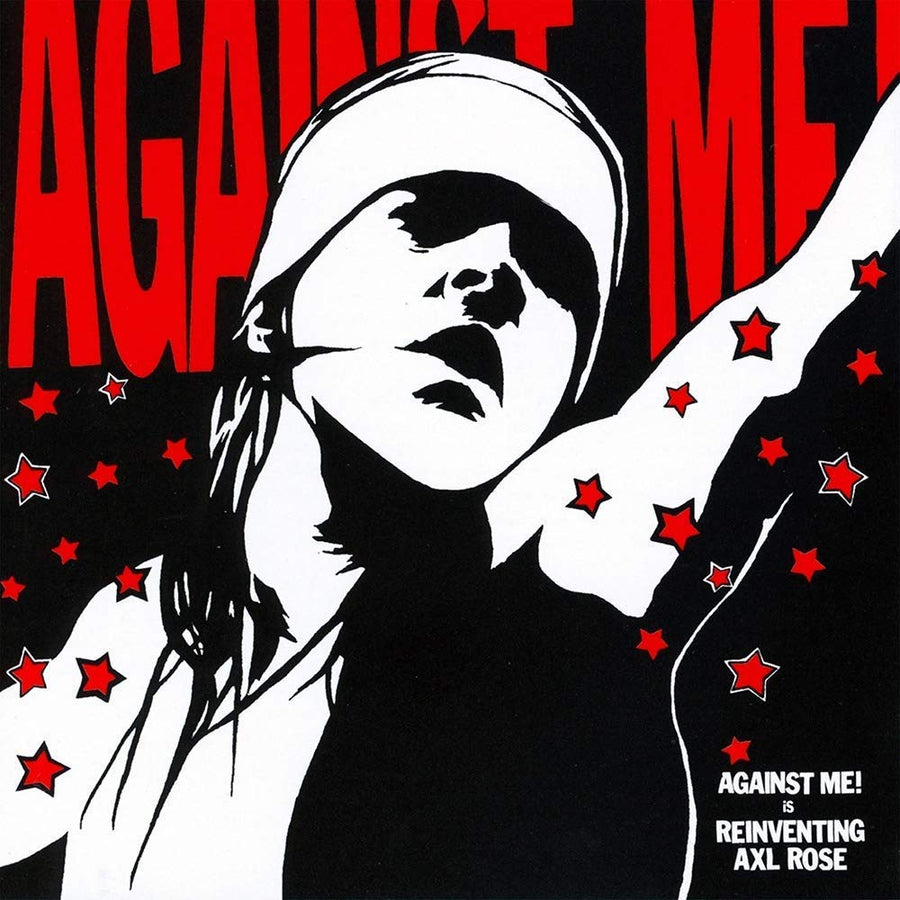 "AGAINST ME! ""Reinventing Axl Rose"" LP"