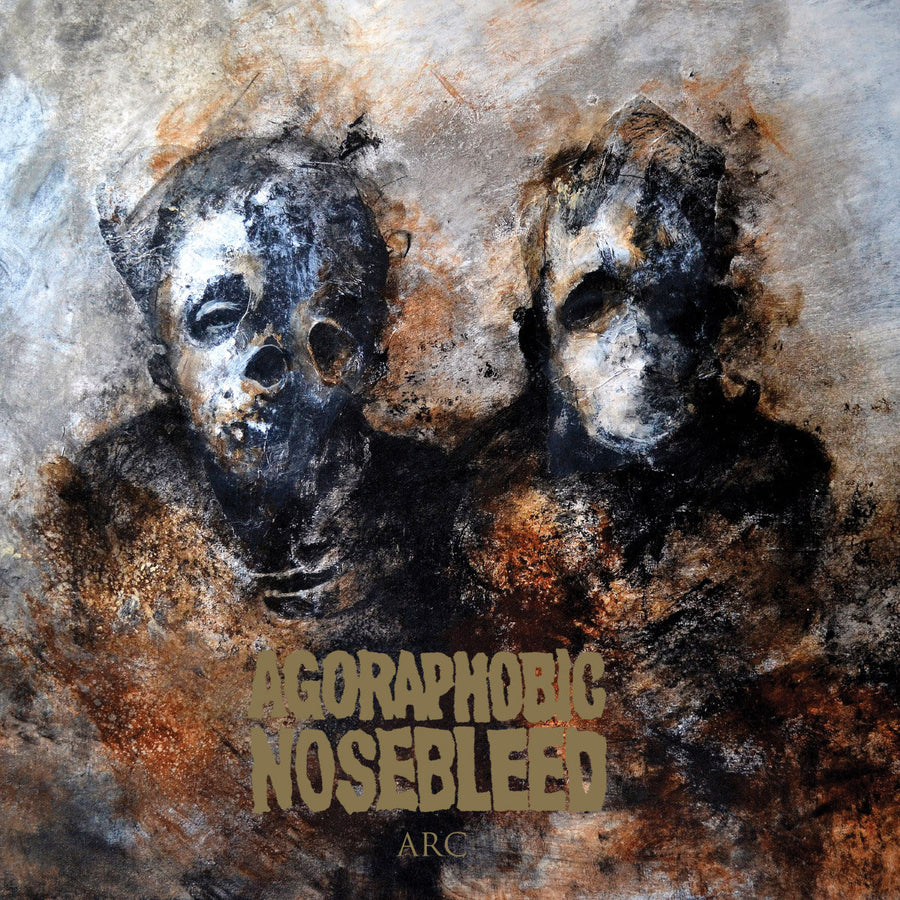 "AGORAPHOBIC NOSEBLEED ""Arc"" LP"