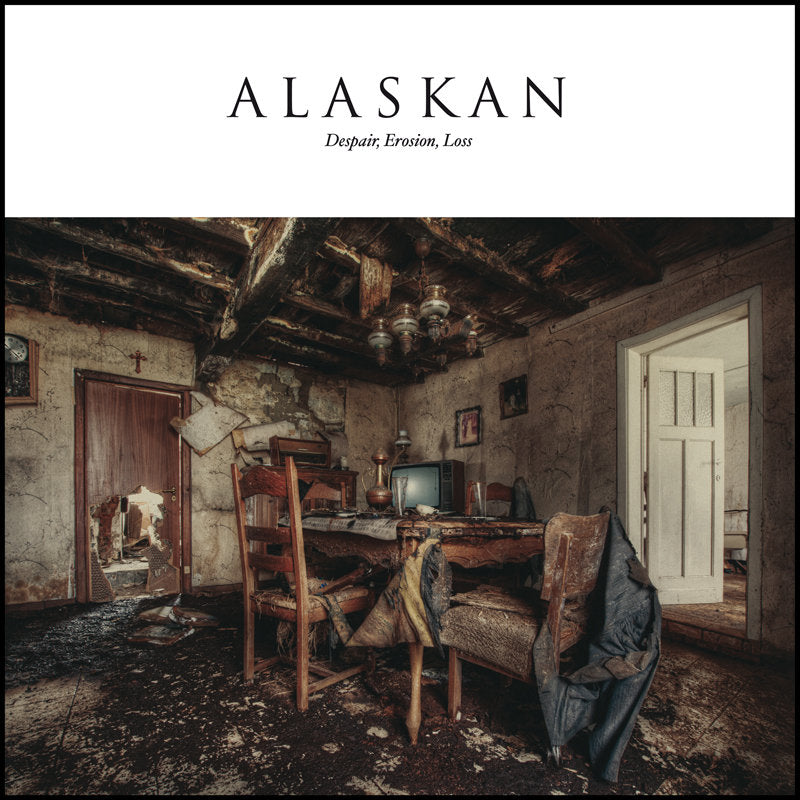 "ALASKAN ""Despair, Erosion, Loss"" LP"