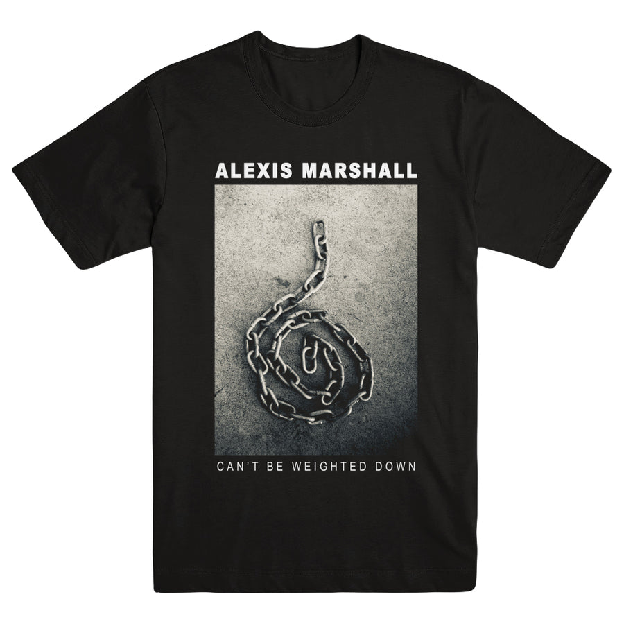 "ALEXIS MARSHALL ""Weighted Down"" T-Shirt"