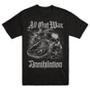 "ALL OUT WAR ""Annihilation"" T-Shirt"