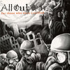 "ALL OUT WAR ""For Those Who Were Crucified"" LP"