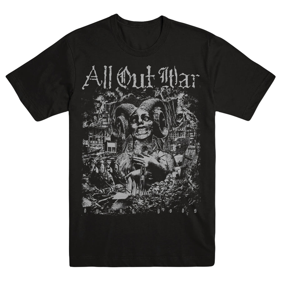 "ALL OUT WAR ""Preacher"" T-Shirt"