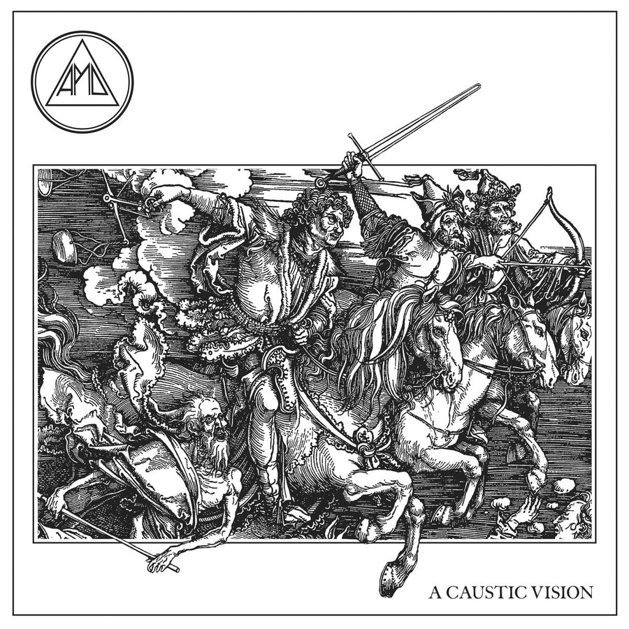 "ALL PIGS MUST DIE ""A Caustic Vision"" 12""EP"