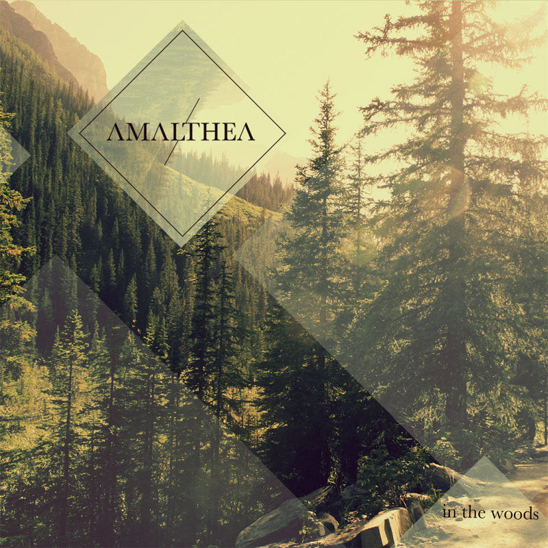 "AMALTHEA ""In The Woods"" CD"