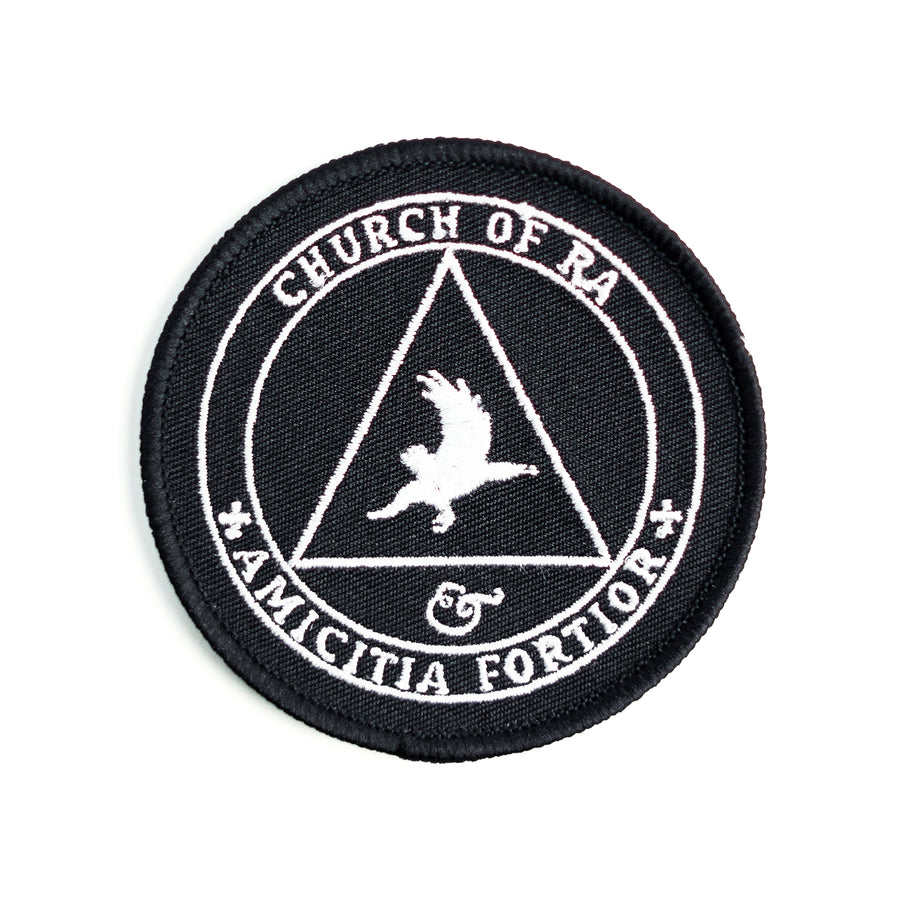 "AMENRA ""Church Of Ra"" Patch"