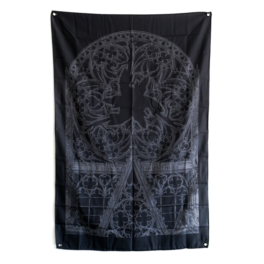 "AMENRA ""In Silence"" Flag"