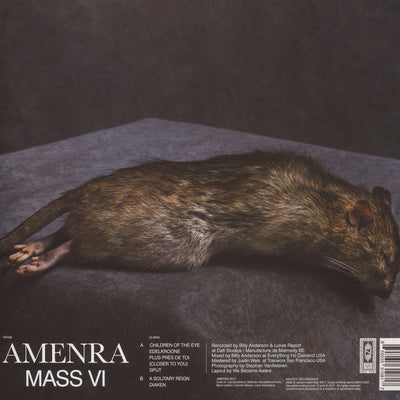 "AMENRA ""Mass VI"" 2xLP"