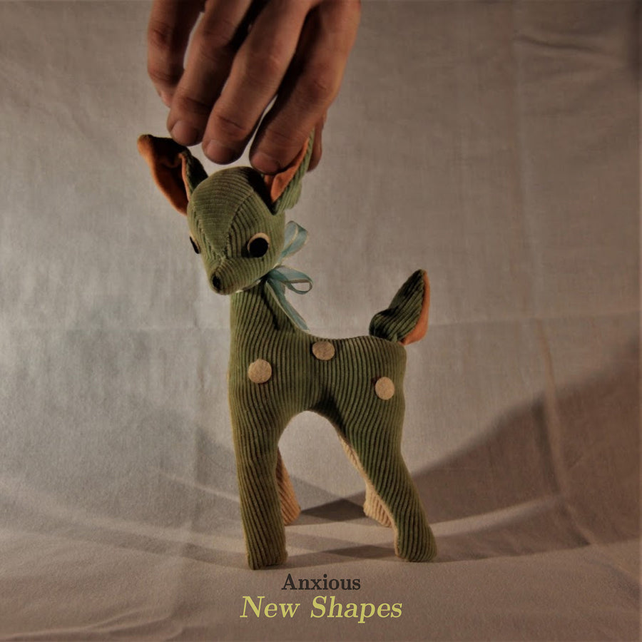 "ANXIOUS ""New Shapes"" 7"""