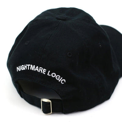 "POWER TRIP ""Nightmare Logic"" Dad Hat"