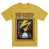 "BAD BRAINS ""Bad Brains Yellow"" T-Shirt"