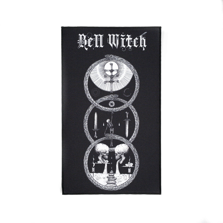 "BELL WITCH ""Adrian Baxter"" Backpatch"