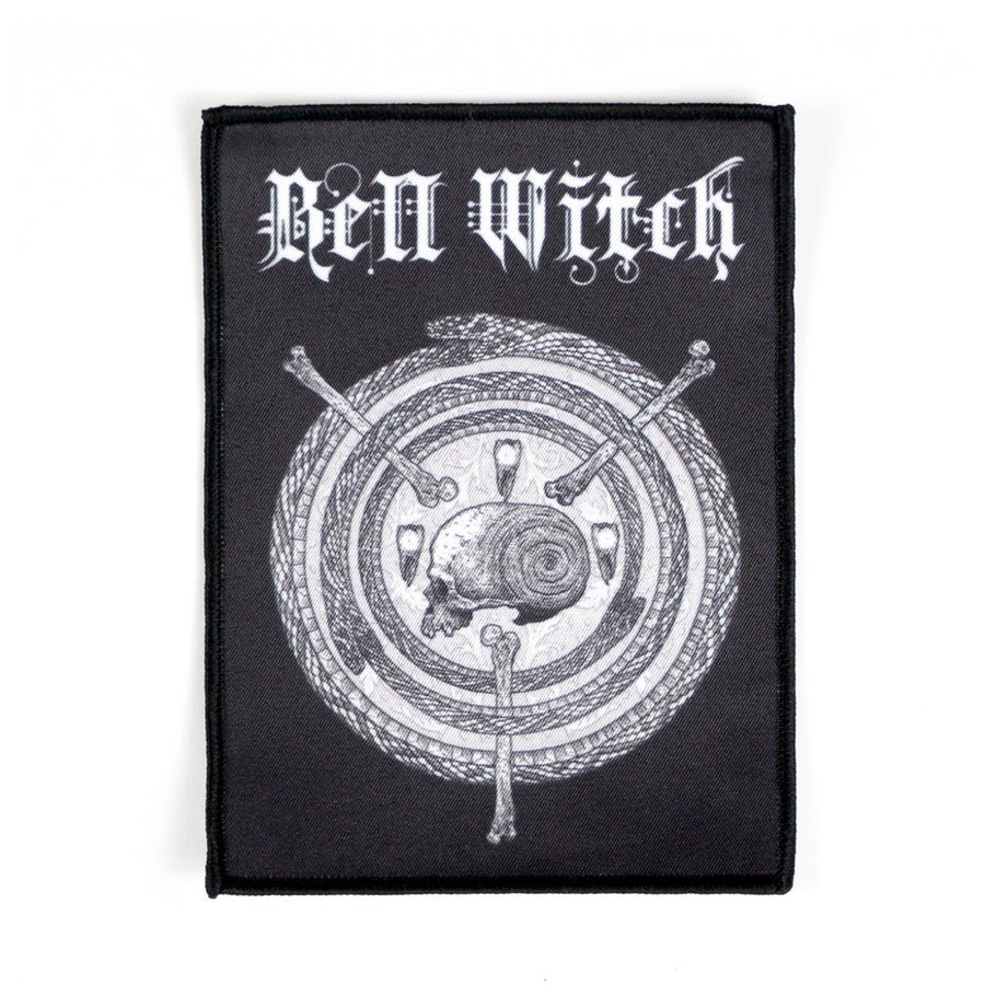 "BELL WITCH ""Adrian Baxter"" Patch"