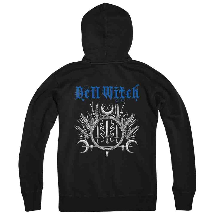 "BELL WITCH ""Adrian Baxter"" Zipper"