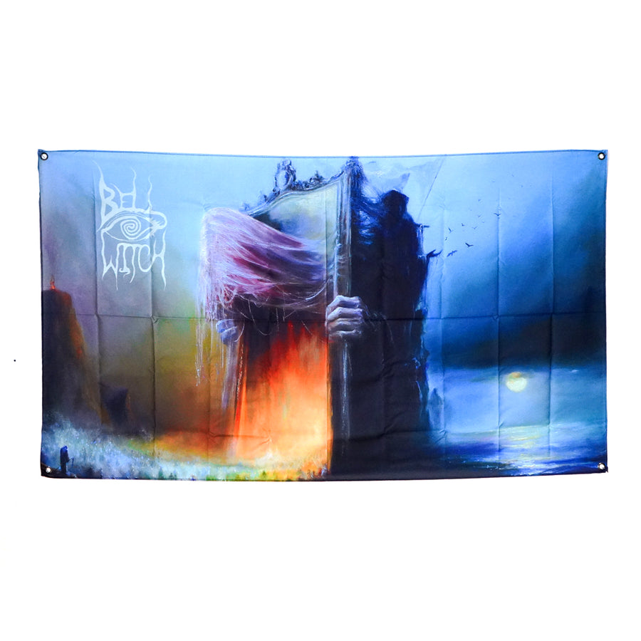 "BELL WITCH ""Mirror Reaper"" Flag"