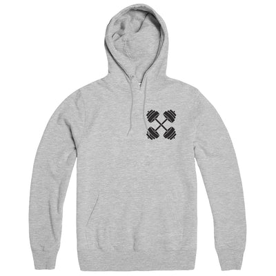 "BENCHPRESS ""Stay Hated"" Hoodie"