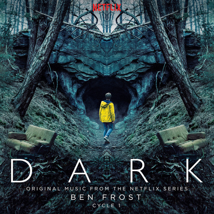 "BEN FROST ""Dark: Cycle 1 (Original Music From The Netflix Series)"" LP"