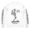 "BIG BRAVE ""Praying Skull"" Longsleeve"