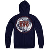 "BITTER END ""Fear Charged Dominance"" Hoodie"