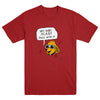 "BJENNY MONTERO ""Hey Baby, ACAB! - Red"" T-Shirt"