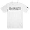 "BLACKLISTED ""When People Grow People Go Logo"" T-Shirt"