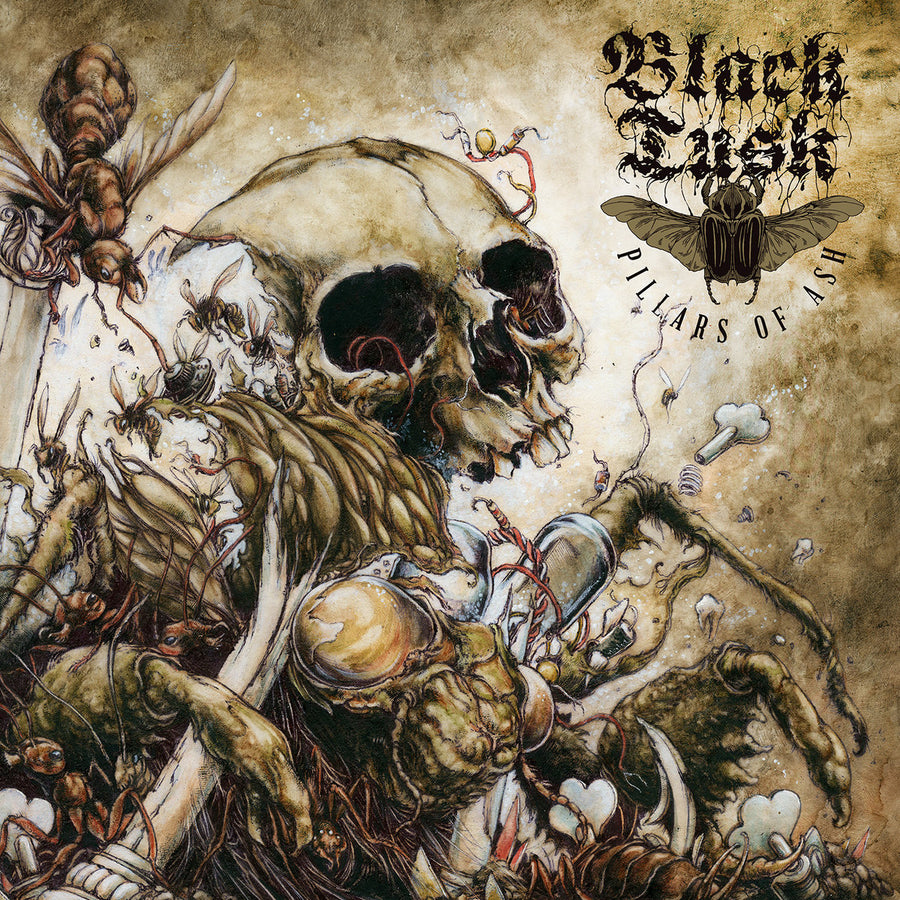 "BLACK TUSK ""Pillars Of Ash"" LP"