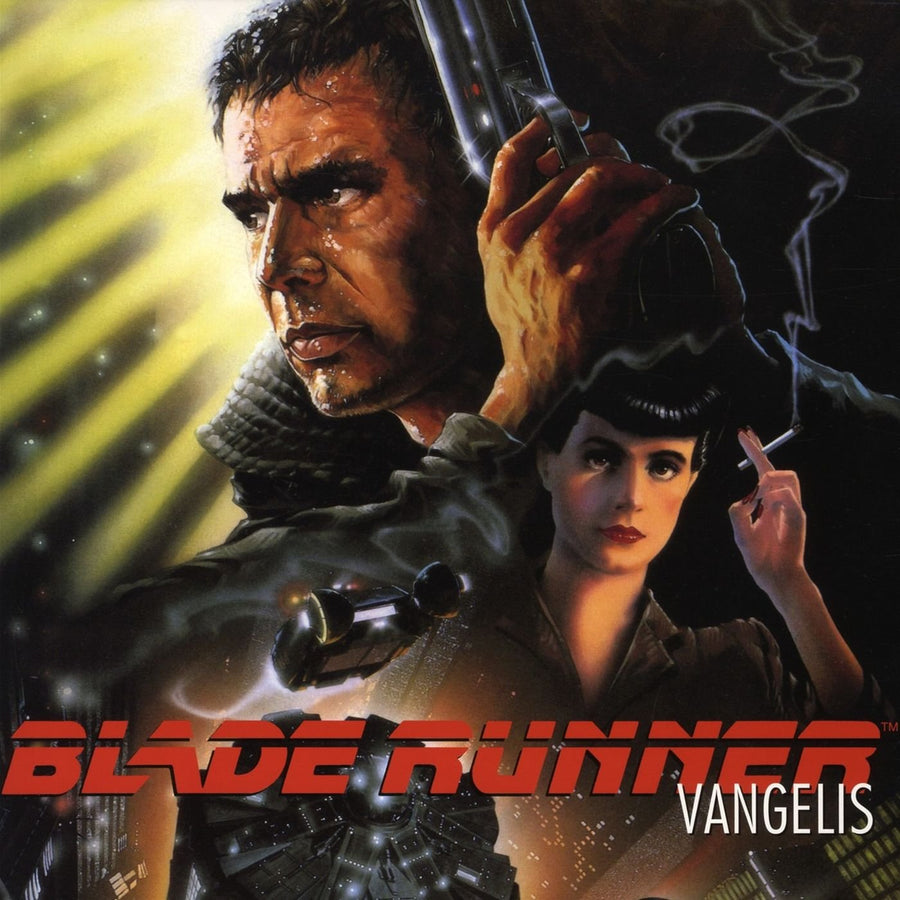 "VANGELIS ""Blade Runner Soundtrack"" LP"