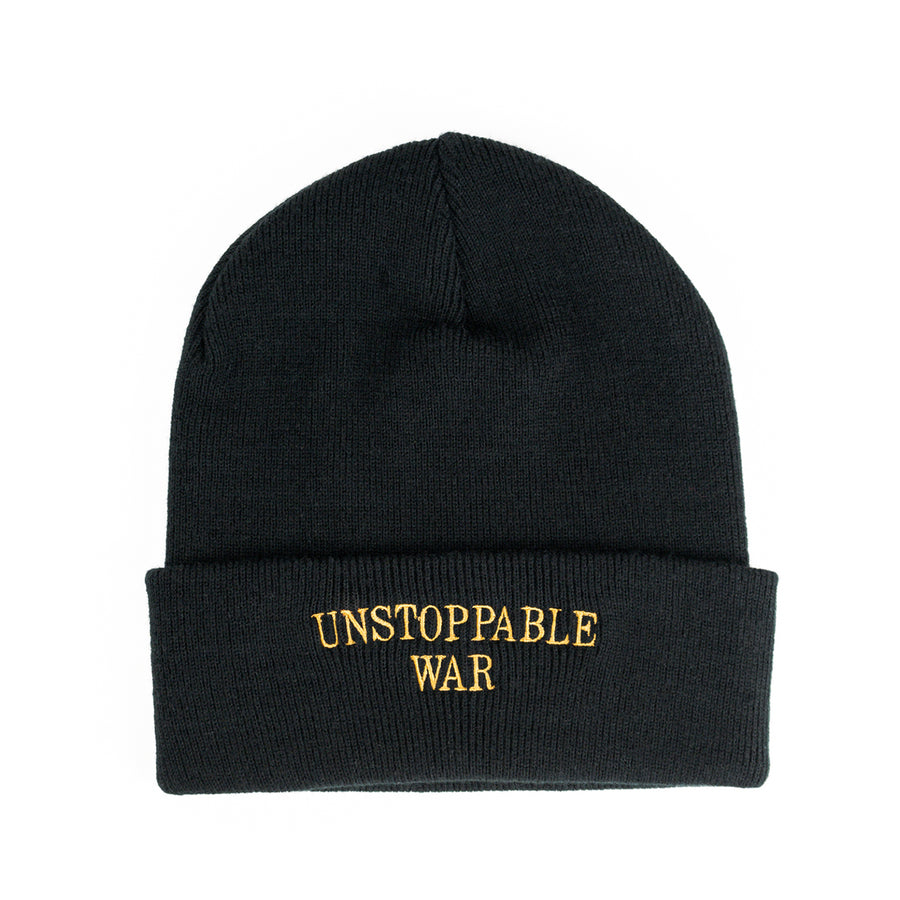 "BLIND TO FAITH ""Unstoppable War"" Beanie"