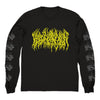"BLOOD INCANTATION ""Bacteria"" Longsleeve"
