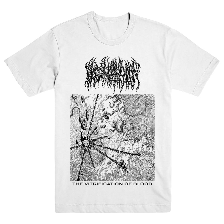 "BLOOD INCANTATION ""Live Vitrification"" T-Shirt"