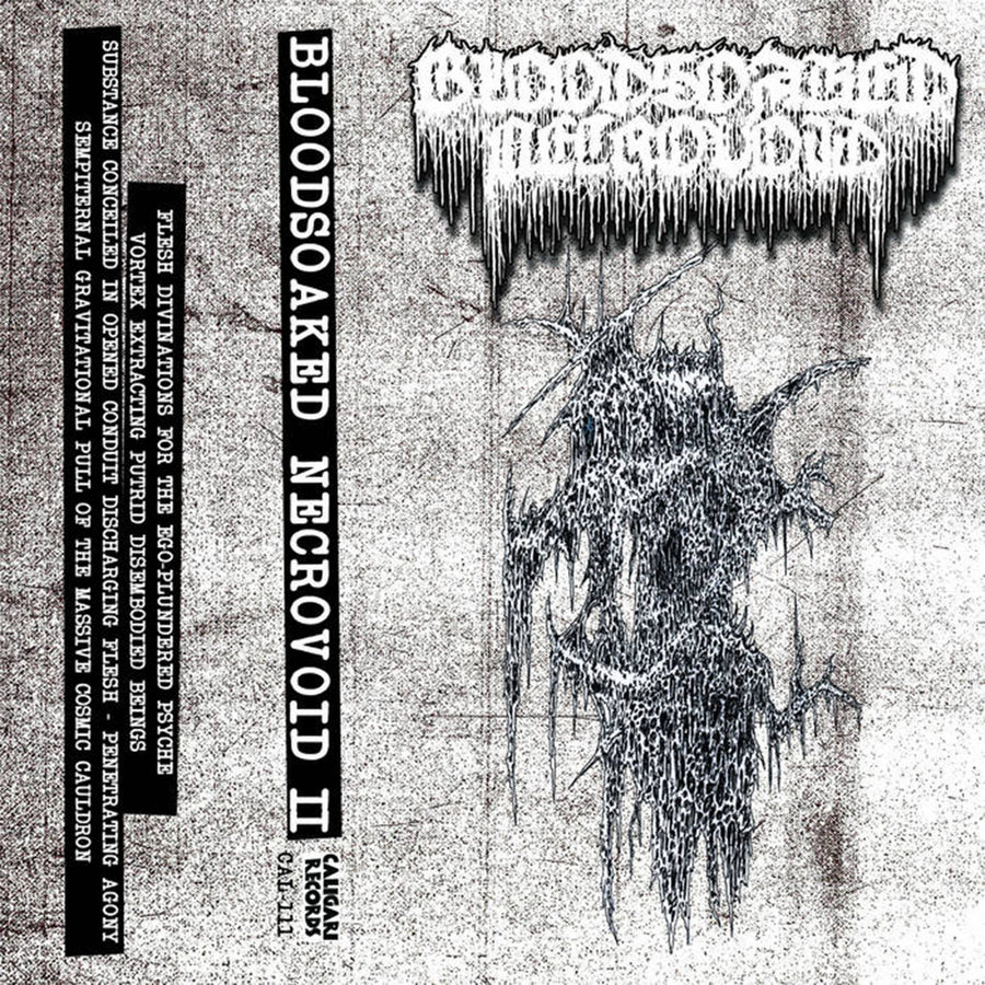 "BLOODSOAKED NECROVOID ""Demo II"" Tape"