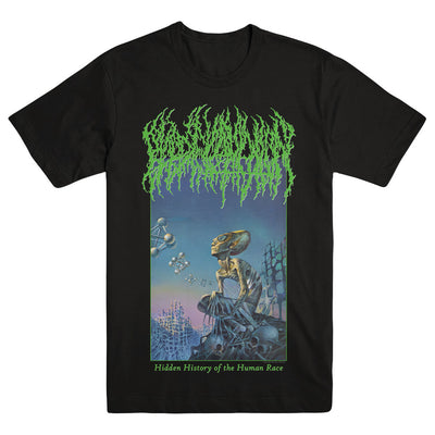 "BLOOD INCANTATION ""Hidden History Of The Human Race"" T-Shirt"