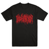 "BLOOD INCANTATION ""Red Logo"" T-Shirt"