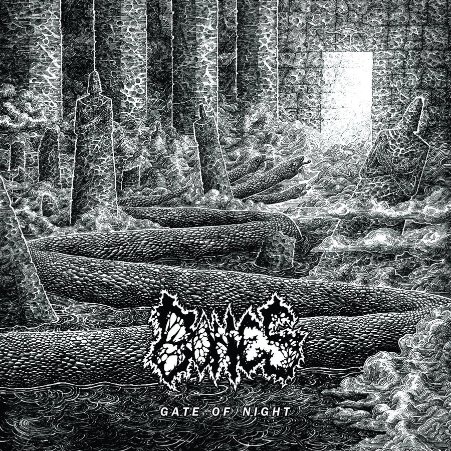 "BONES ""Gate Of Night"" 12"""