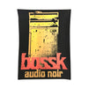 "BOSSK ""Audio Noir"" Backpatch"