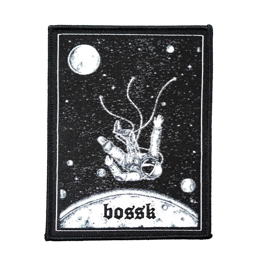"BOSSK ""Spaceman"" Patch"