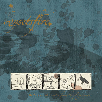 "BOYSETSFIRE ""The Misery Index: Notes From The Plague Years"" LP"