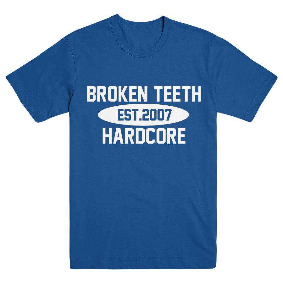 "BROKEN TEETH ""2007"" T-Shirt"