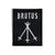 "BRUTUS ""Three Of Swords"" Patch"