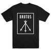 "BRUTUS ""Three Of Swords"" T-Shirt"