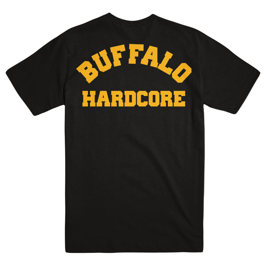 "BURIED ALIVE ""Buffalo Hardcore"" T-Shirt"
