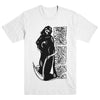 "BURN ""Reaper White"" T-Shirt"