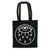 "CANVAS ""Crying Eye"" Tote Bag"