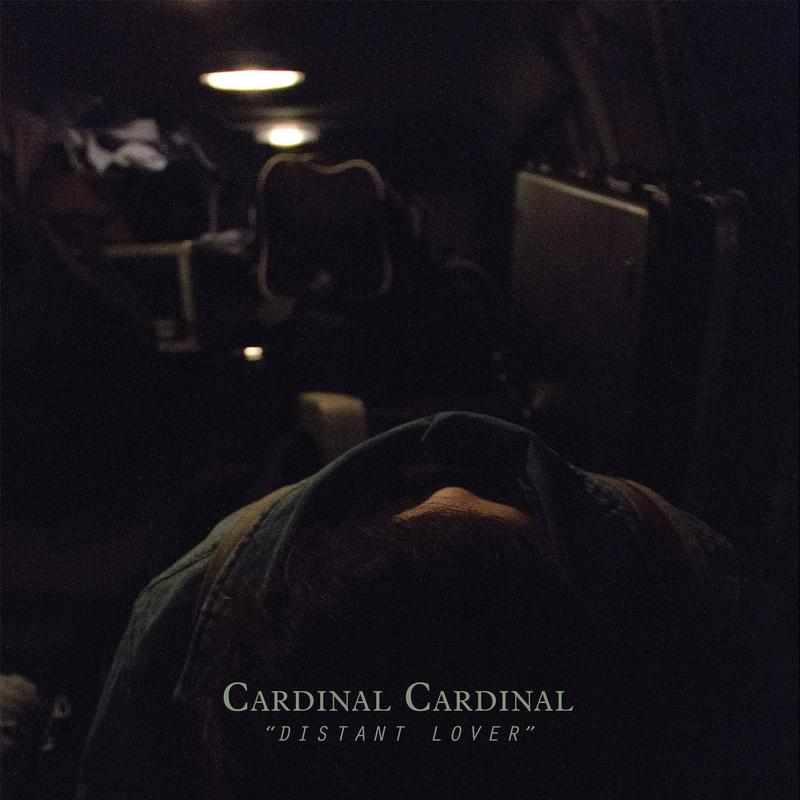 "CARDINAL CARDINAL ""Distant Lover"" Tape"