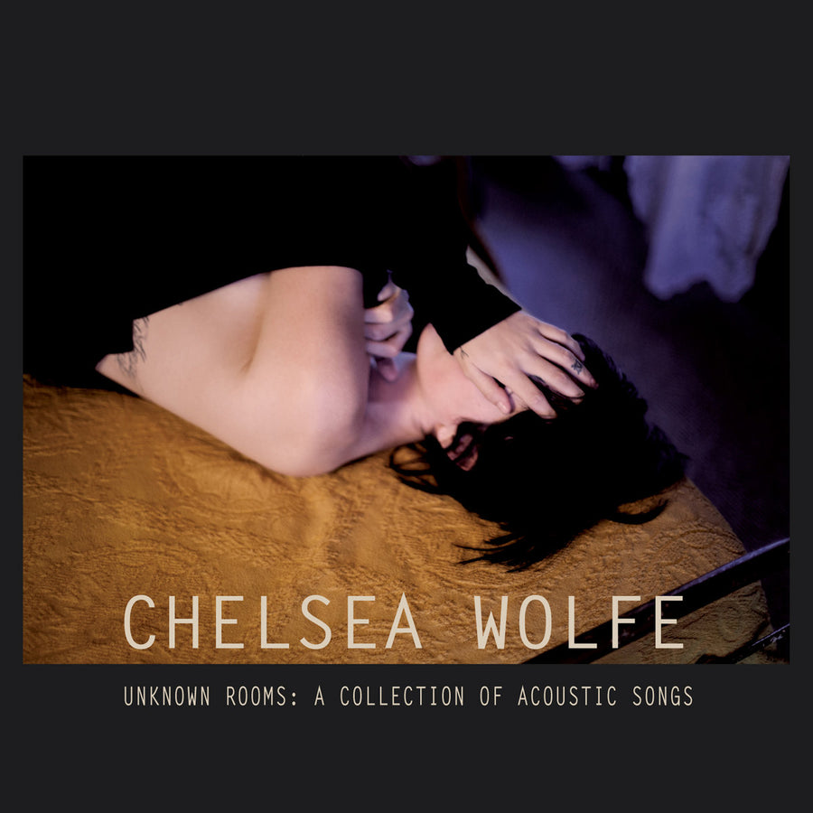 "CHELSEA WOLFE ""Unknown Rooms: A Collection Of Acoustic Songs"" CD"