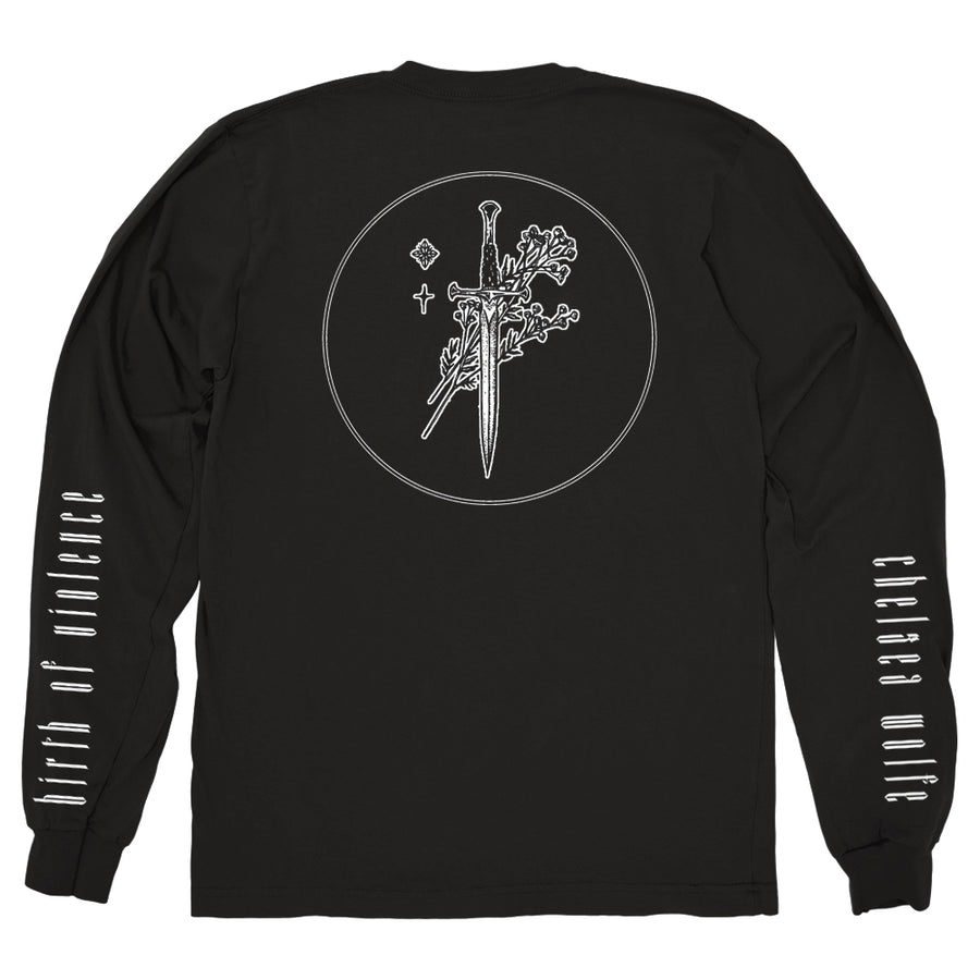 "CHELSEA WOLFE ""Birth Of Violence"" Longsleeve"